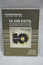 Israel Houghton & New Breed-Decade CD Digital Songbook 2002-2012 NEW