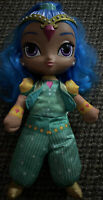 Fisher Price Nickelodeon Shimmer and Shine~Zahramay Skies Talking Plush Doll
