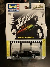 NEW Revell DODGE CHARGER Black Fast and Furious 1:64  Issue #115 2002 86-3041