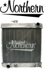 Northern 205064 Aluminum 2-Row Crossflow Radiator 64-66 Ford Mustang Comet w A/T