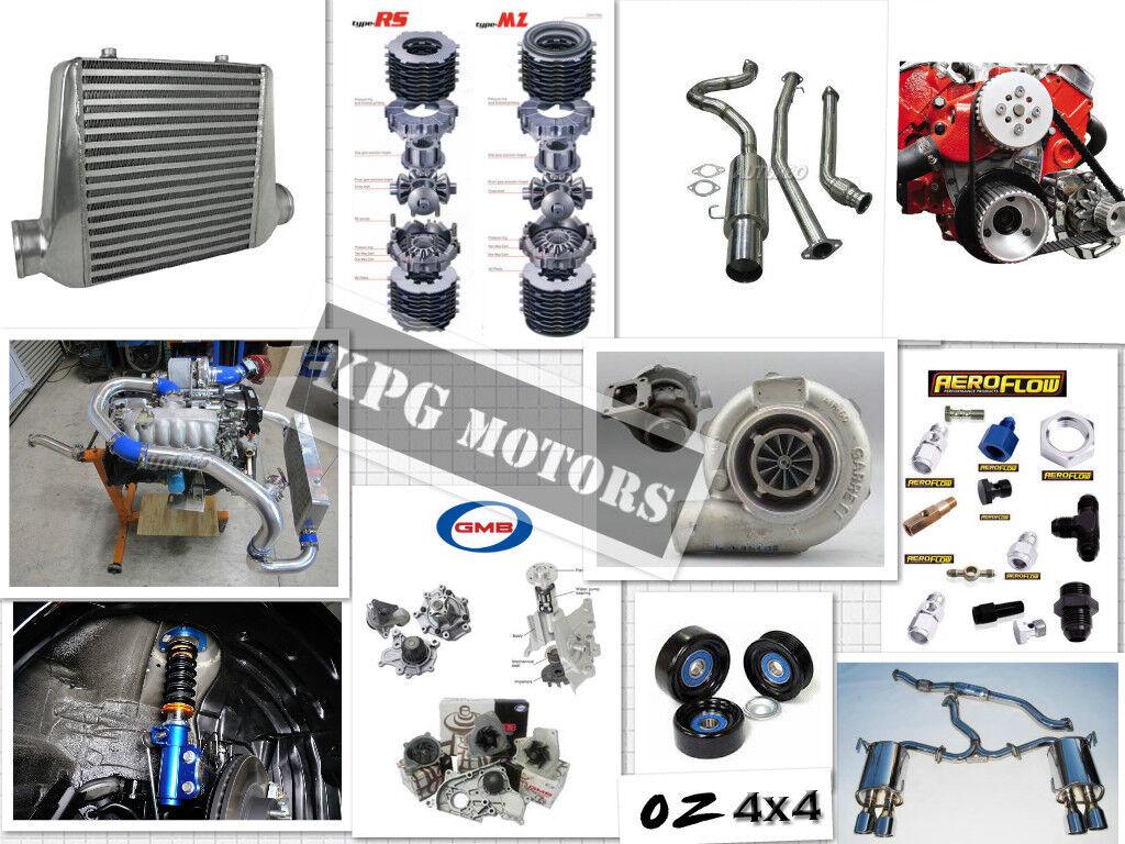 OZ4X4 - AUSSIE 4WD 4X4 PRO STORE