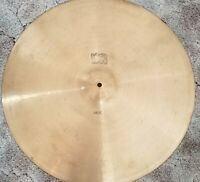 """Paiste 2002 black label 22"""" from 78 ride cymbal 2895 grams"""