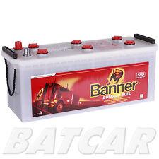 Heavy Duty Banner 12V 140Ah 800 A/EN HD LKW Batterie rüttelfest