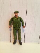 Vintage DC Comics Remco toys SGT ROCK Action Figure Raider army military solider