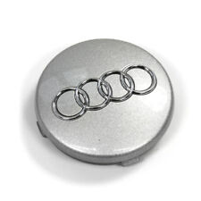 Audi Radzierkappe Original Felgendeckel Nabenkappe avussilber 4B0601170Z17