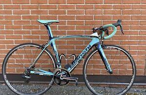 BIANCHI OLTRE VACANSOLEIL Teamrad Rennrad Shimano Dura Ace Di2 Roadbike