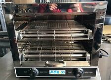 More details for commercial double toaster/salamander 3000w