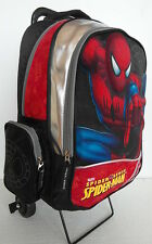 Spiderman 3D Rucksack oder Trolley NEU Schultasche Ranzen Kinderrucksack Batman
