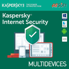Sw Kaspersky Internet Security 2017 3user Win/mac/android FFP allemand