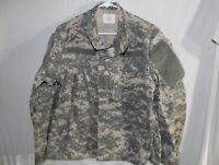 Army Combat Uniform Shirt Extra Small Short ACU Perimeter Insect Paintball Coat
