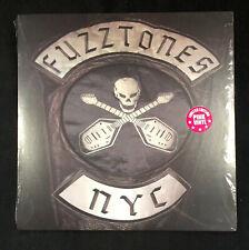 FUZZTONES - NYC Pink Vinyl LP New York N.Y. 53rd & 3rd Flip Your Wig Babylon