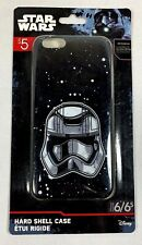 NEW STAR WARS STORM TROOPER FORCE AWAKENS IPHONE 6/6S HARD SHELL CASE