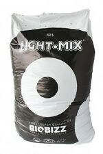 BioBizz Light Mix Erde 50l | Pflanzsubstrat Pflanzerde