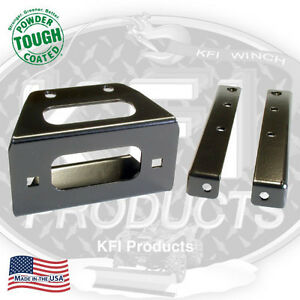 KFI Winch Mount Kit  Polaris RZR 4 / 800  2008 2009 2010 2011 2012 2013 2014