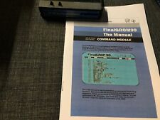 FinalGROM 99 FG99 FinalGROM99 SD reader TI 99/4a case manual NEW