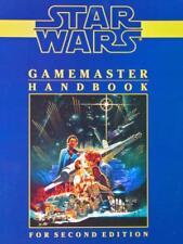 Star Wars Gamemaster Handbook, Second Edition, 2nd, WEG, Maps & Great MegaExtras