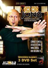Mr. Mook Jong - Wooden Dummy - (Vol-1-2-3)