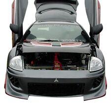 Kbd Body Kits Blits Look Polyurethane Front Bumper Fits Mitsubishi Eclipse 00-05