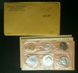 1964 United States Proof Set of Coins