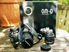 Olympus OM-D E-M10 Mark II 16.1MP Mirrorless Micro Four Thirds Digital Camera …