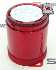 Allen-Bradley 855E-24TL4 Red Tower Stack Light Series A 24VAC/DC 50mA IP65