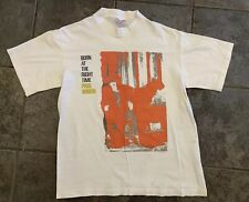 Vtg 90's Paul Simon Born At The Right Time Tour 1991 T Shirt Size Large