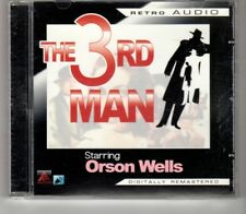 (HO568) The 3rd Man, Starring Orson Wells - audio book - 2008 CD