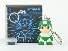 Mega Man 1.5-Inch Kidrobot Vinyl Key Chain - Green Mega Man
