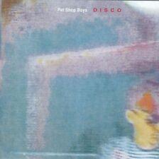 Pet Shop Boys CD Disco (The Pet Shop Boys Remix Album) - Holland (M/M)