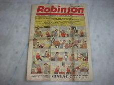 *** ROBINSON *** n° 046 - 14/03/1937
