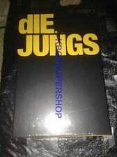 EXO DIE JUNGS Limited Edition 3 Photobook Set DVD Postcards NEW EXO-K EXO-M
