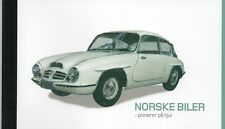 2017 NORWAY Norwegian Auto Brands Book 24 pages  NK 1966-69 MNH