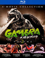 Gamera: ULTIMATE BLURAY COLLECTION VOL 2 NEW GUIRON JIGER ZIGRA SUPER MONSTER X