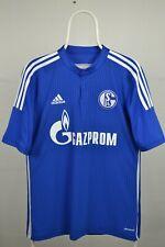 c6ecf883f5b FC Schalke 04 Home football shirt 2014 - 2015  25 Huntelaar