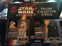Star Wars Episode 1 Figure Collector 2-pack