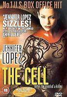 The Cell [DVD] [2000], Very Good DVD, Gerry Becker, Vince Vaughn, Vincent D'Onof