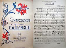 CONEGLIANO MUSICA SPARTITO PER VIOLINO VIOLONCELLO HARMONIUM