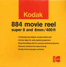 Kodak 884 Dual 8mm Movie Reel - 400 ft. (BRAND NEW!)
