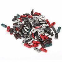 Lot de 100 Plastique Z Jauge 1:200 Echelle peint Modèles Réduits D'automobiles