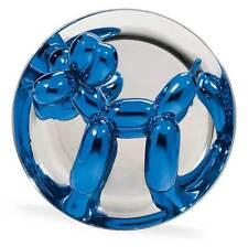 Jeff Koons Blue Balloon Dog Sculpture Numbered Ltd. Edition Dealer JKLFA.com