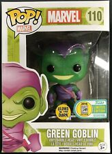 SDCC 2016 Funko Pop Marvel Green Goblin #110 Glows In The Dark Fast Shipping!