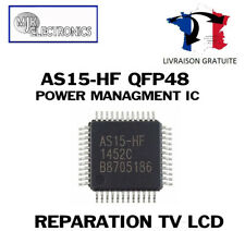 E-CMOS AS15-HF AS15HF EC5575-HF HTQFP Power Management IC Reparation LCD