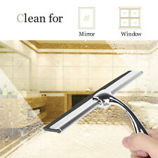 Shower Squeegee Bathroom Screen Glass Window Cleaning Wiper Cleaner Blade Tool