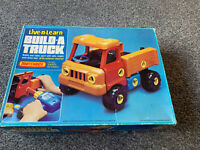 Vintage Matchbox Live-n-learn  Build-A Truck 1980