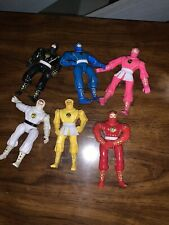 Power Rangers Figure Lot 1995 Movie Ninjas