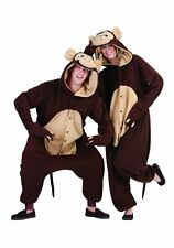 RG Costumes 40020 Morgan The Monkey (Brown/Tan;One Size)