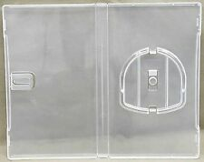 Paquete De 10 14MM de profundidad claro UMD Juego casos Claro De Reemplazo Para Sony Psp