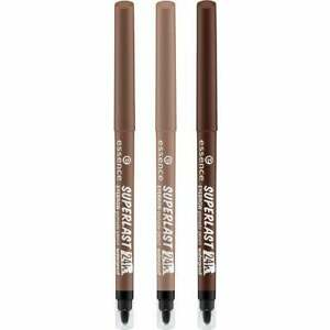 ESSENCE 'Superlast 24h Waterproof Eyebrow Pomade Pen' Brow Pencil with Brush NEW