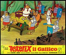 CINEMA-fotobusta ASTERIX IL GALLICO goscinny, uderzo