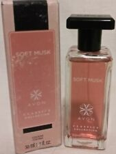 AVON SOFT MUSH classic collection COLOGNE SPRAY 1.7 fl. oz. Women/Juniors. NEW